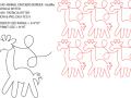 Animal Crackers-giraffe