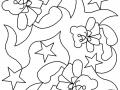 Teddy Bears Stars, Designs by Vickie